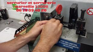 Serrurier et serrurerie Marseille 13006